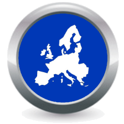 Link Button Icon to the H Young Transport European pallet delivery services icon & page link