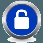 Icon Button - Client Login link